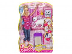 BARBIE I MACA BDH76